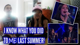 Shawn Mendes ft.  Camila Cabello: I Know What You Did Last Summer Live REACTION & REVIEW