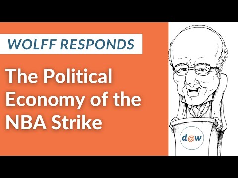 Wolff Responds: The Political Economy of the NBA Strike