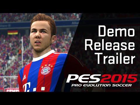 Pro Evolution Soccer 2015 Steam Key GLOBAL - video trailer