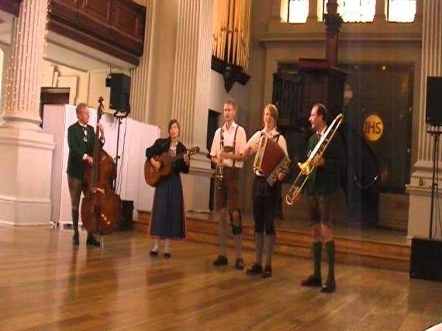 Austrian folk song: Lieserl Walzer