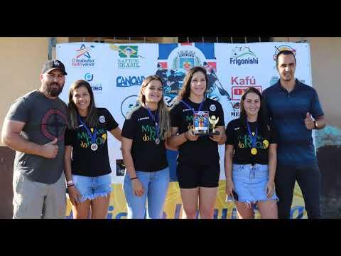 Campeonato Brasileiro de Rafting R4 em Juquitiba premiação