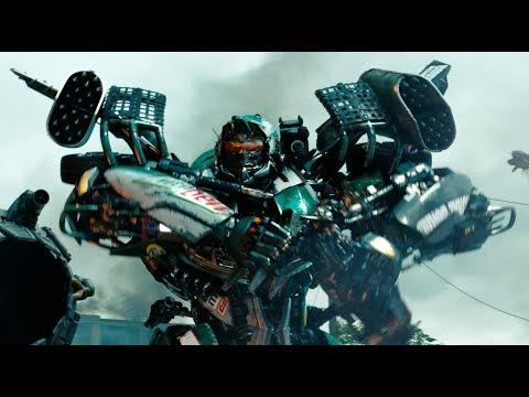 Transformers - Dark of the Moon - Best Scenes & Moments