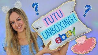 Ballet Tutu Unboxing From Ebay!