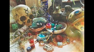 Ancient Egyptian Crystals And Precious Stones