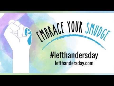 Fun facts about lefties for National Left Handers Day