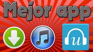 Mejor app | Descargar música GRATIS en tu Android de ALTISIMA CALIDAD