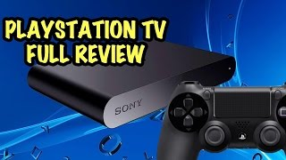 Playstation TV - Full Review - Does it Suck?
