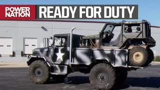 Bobbed Deuce: Big Truck on a Little Trail - Xtreme 4x4 S6, E13