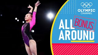 World Championships behind-the-scenes | All Around Bonus Content
