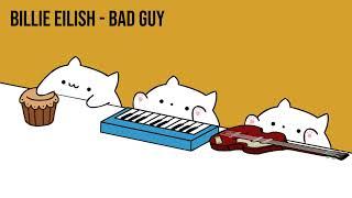 """Bongo Cat   Billie Eilish """"bad Guy"""" (Cat Cover)"""