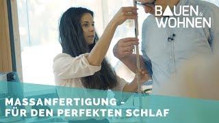 Bett und Matratze: Wie man sich bettet – Naturmatratzen aus Vorarlberg
