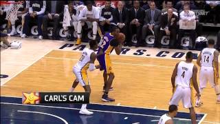 03 15 2013   Lakers Vs  Pacers   Team Highlights