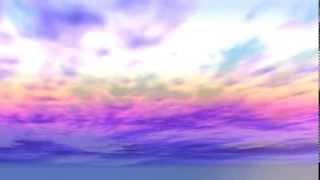 Video blueroom - VIOLET SKY
