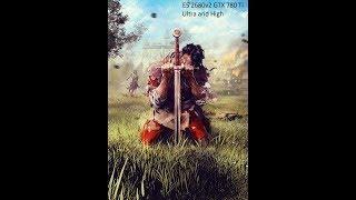 Kingdom Come  Deliverance E5 2680v2 GTX 780 Ti Ultra and High