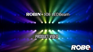 ROBIN 100 LEDBeam video