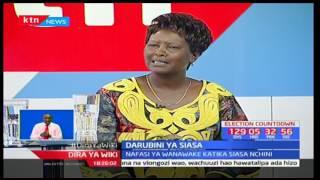 Darubini ya Siasa: Nafasi ya wanawake kwa siasa nchini - 31/3/2017 [Sehemu ya Kwanza]