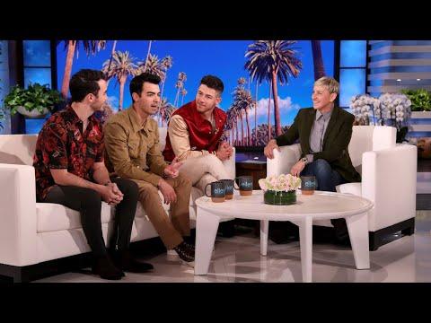 Jonas Brothers on Becoming the Kardashians for Their Viral TikTok