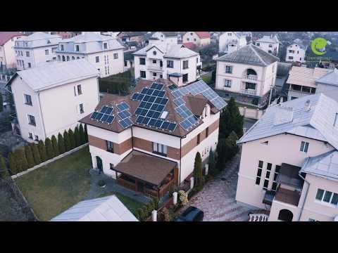 Сонячна електростанція (СЕС) / Потужність 25,29 кВт / Зелений Тариф