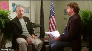 Between Two Ferns with Zach Galifianakis: Jon Stewart