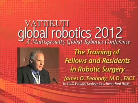 The Training of Fellows and Residents in Robotic Surgery
