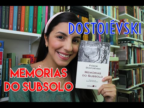 Memórias do subsolo - Literature-se