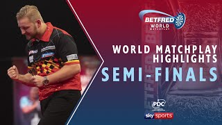 Semi-Final Highlights - 2020 Betfred World Matchplay