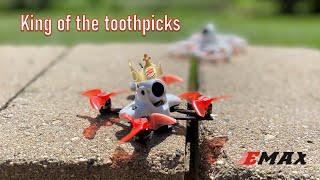 Emax Tinyhawk Race 2 - My new favorite FPV toothpick drone