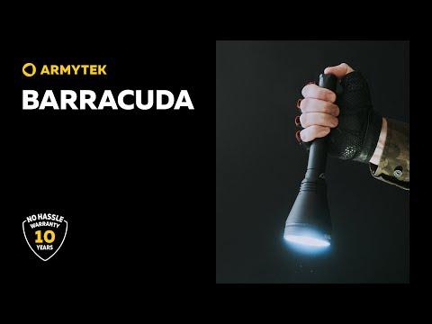 Barracuda — 2 in 1 searchlight