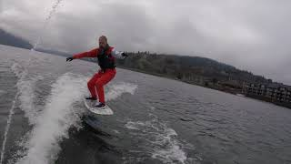 Review: KeNalu IWA 775 Hydrofoil: First Impressions