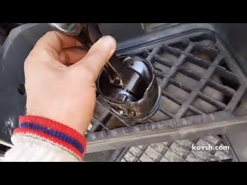 Фото к видео: Хроническая болезнь Ford Transit 2.4TDi — разбитые втулки шатунов