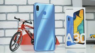 Смартфон Samsung Galaxy A30 2019 SM-A305F 3/32GB Red (SM-A305FZRU) от компании Cthp - видео 2
