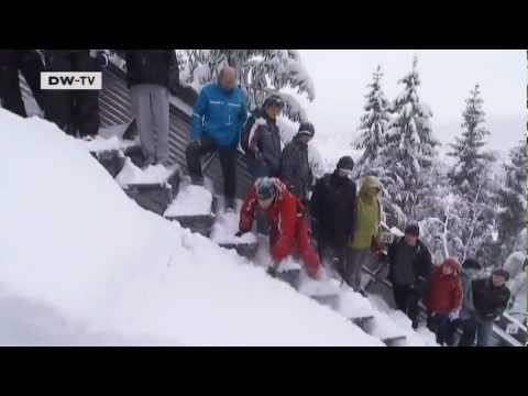Deutschland - ein Wintermärchen (3): Thüringer Wald - euromaxx