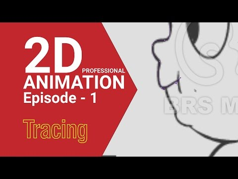 Learn Professional 2D Animation Episode - 1 - YouTube