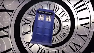 Twelfth Doctor Titles (Rock Theme, Before the Flood)