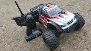 ZD Racing ZMT-10 Thunder Demo