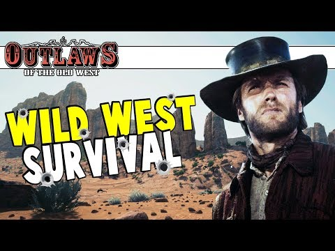 NEW Wild West Survival Game | Outlaws of the Old West | E1