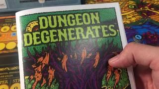 Dungeon Degenerates - Let's Play - Establishing a Base - Part 1