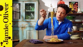 Hot Smoked Salmon Pasta | Quick & Easy Food | Jamie Oliver