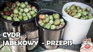 Przepis na cydr jabłkowy