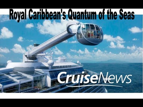 Experience Quantum of the Seas, best Cruise Ship Ever built
