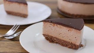 מתכון לעוגת גבינה קפה ושוקולד