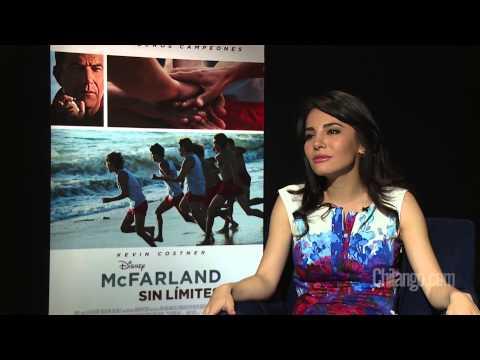 Martha Higareda nos habla de McFarland sin límites