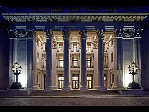 Hotel review of the Four Seasons  Hotel London at Ten Trinity Square