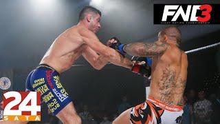 Vaso Bakočević vs Ivica Trušček | FULL FIGHT | FNC3
