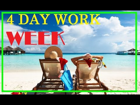 Japan Trying 4 Day Work Week!