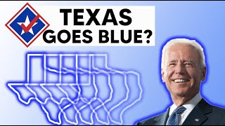 Joe Biden Is Now LEADING in the State of Texas