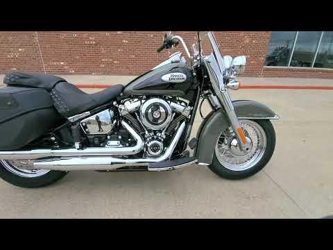 2021 Harley-Davidson Heritage Classic in Ames, Iowa - Video 1