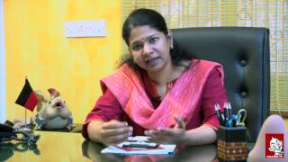 Kanimozhi Crashes Jayalalitha | Junior Vikatan