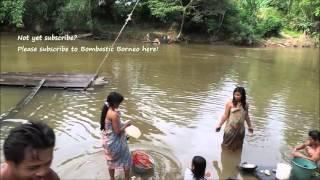Dusun (Village) Tauk, Landak Kalimantan Barat Indonesia