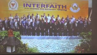 Dialog Antar Agama Dari Mana Untuk Apa Ust Dr Syamsudin Arif MA